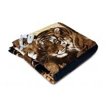 Электрогрелка одеяло LUX 180х190 см Инкор