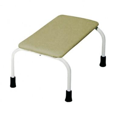 Подставка для ног одноступенчатая ДЗМО для гинекологического кресла