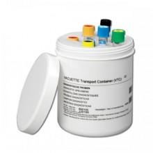 Контейнер Vacuette VTC для транспортировки 12 пробирок диаметром 9-16 мм