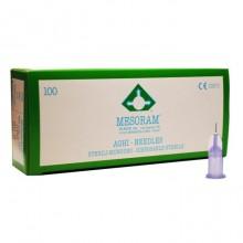 Игла для микроинъекций 30G (0,30 х 4) Ri.Mos (Mesoram)