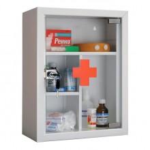 Аптечка навесная (стеклянная дверца)