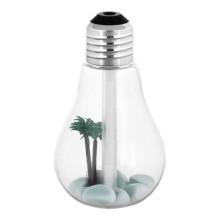 Лампочка увлажнитель воздуха и ночник