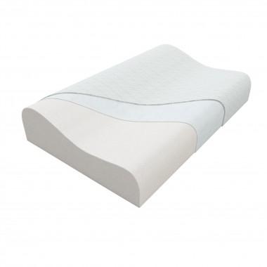 Подушка ортопедическая с эффектом памяти Brener Embrace Euro