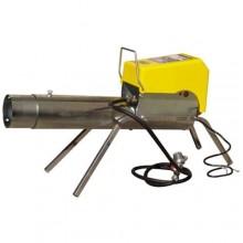 Отпугиватель птиц пропановая гром-пушка Zon EL08 с телескопическим дулом