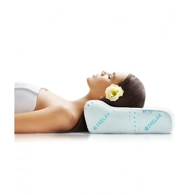 Ортопедическая подушка под голову 33х50х14 см OPTIMA, П01