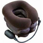Воротник для шеи лечебный надувной полуфлок (№ 5)
