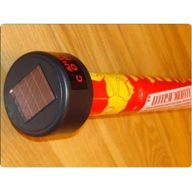 Отпугиватель кротов на солнечной батарее АнтиКрот макси+