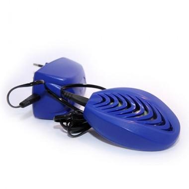 Ультразвуковая стиральная машинка Ретона синяя УСУ 0708 с двумя излучателями