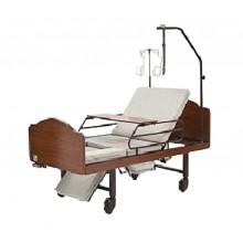 Кровать медицинская с санитарным оснащением механическая Vermeiren DHC FF-3