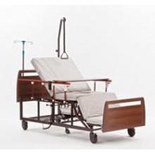 Кровать медицинская электрическая Vermeiren DHC FH-2 с санитарным оснащением