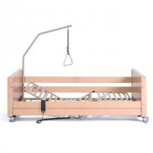 Кровать функциональная 4-х секционная электрическая Vermeiren Luna X-low