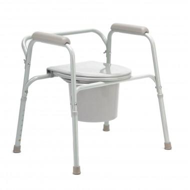 Кресло-стул с санитарным оснащением Armed Н 020В