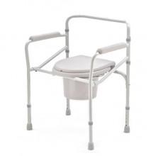 Кресло-туалет с санитарным оснащением для инвалидов Armed H 005B