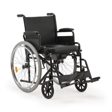 Инвалидное кресло-коляска с санитарным оснащением Armed H 011A