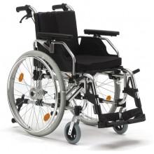Кресло-коляска FS251LHPQ (алюминиевая рама, пневмоколеса)