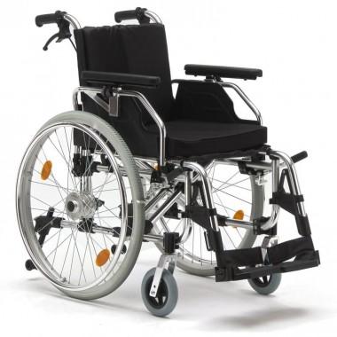 Кресло-коляска FS251LHPQ (алюминиевая рама)