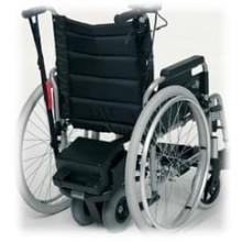 Устройство для помощи толкания механических колясок V-drive