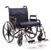 Инвалидное кресло для полных (Ортоника Баз) Ortonica BASE 120-26 26''