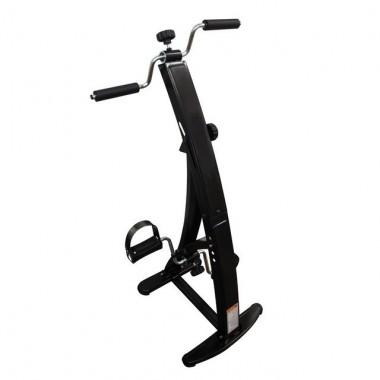 Велотренажер простой педальный для рук и ног MINI-BIKE LY-901-Dual