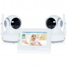 Видео-няня с 2-мя камерами Ramili Baby (Рамили Бейби) RV900X2