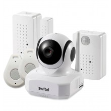 HD Wi-Fi видеоняня Switel BSW220 (2 в 1)