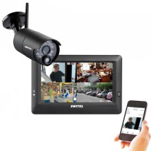 Cистема беспроводного видеонаблюдения Switel HSIP5000