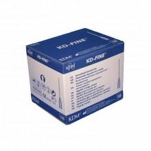Игла инъекционная 16G (1,6 х 40 мм) KDM