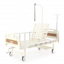 Кровать механическая Med-Mos (1 функция) E-17B (ММ-1014Н-00)