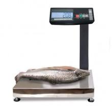 Весы влагозащищенные МК-АВ11 (ЖК индикатор, питание сеть/аккумулятор)
